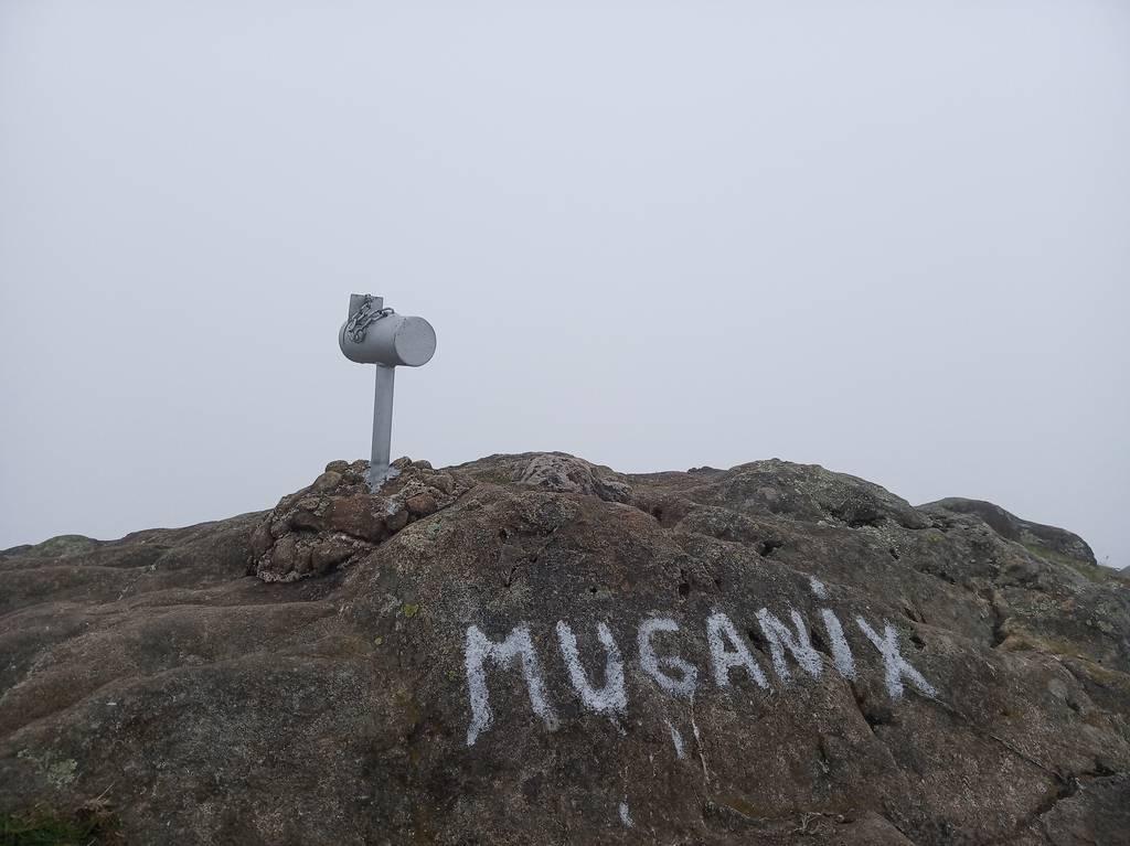 Izarra Aizpurua erabiltzailea Muganix puntan, 2021-05-29 14:16