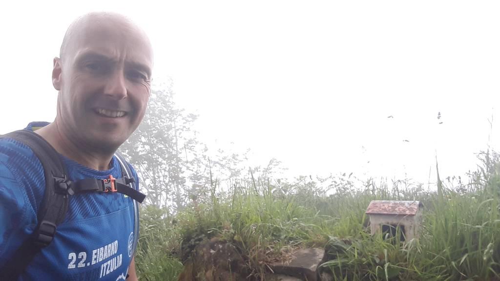 Mikel Larreategi erabiltzailea Galdaramuño puntan, 2021-06-05 09:50