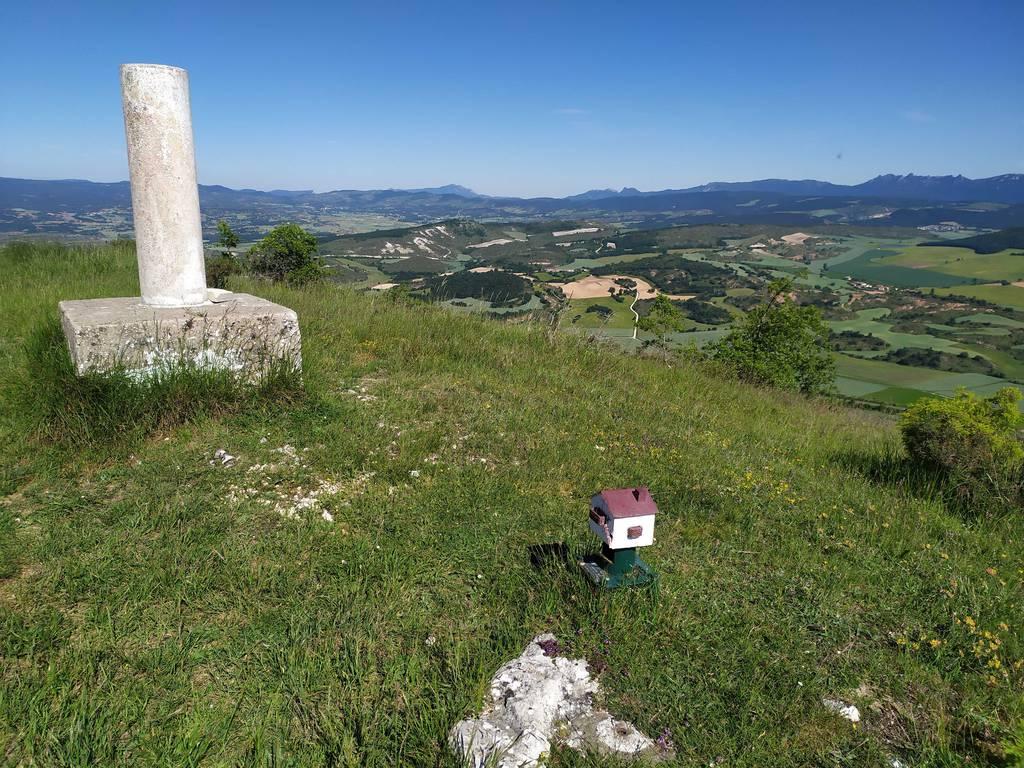 Jon Mikel Hurtado de Saratxo erabiltzailea Cerro puntan, 2021-06-07 17:52