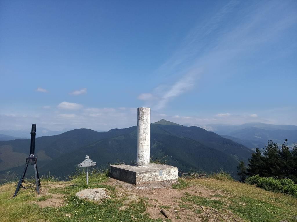 Izarra Aizpurua erabiltzailea Alpitsu puntan, 2021-06-10 17:16