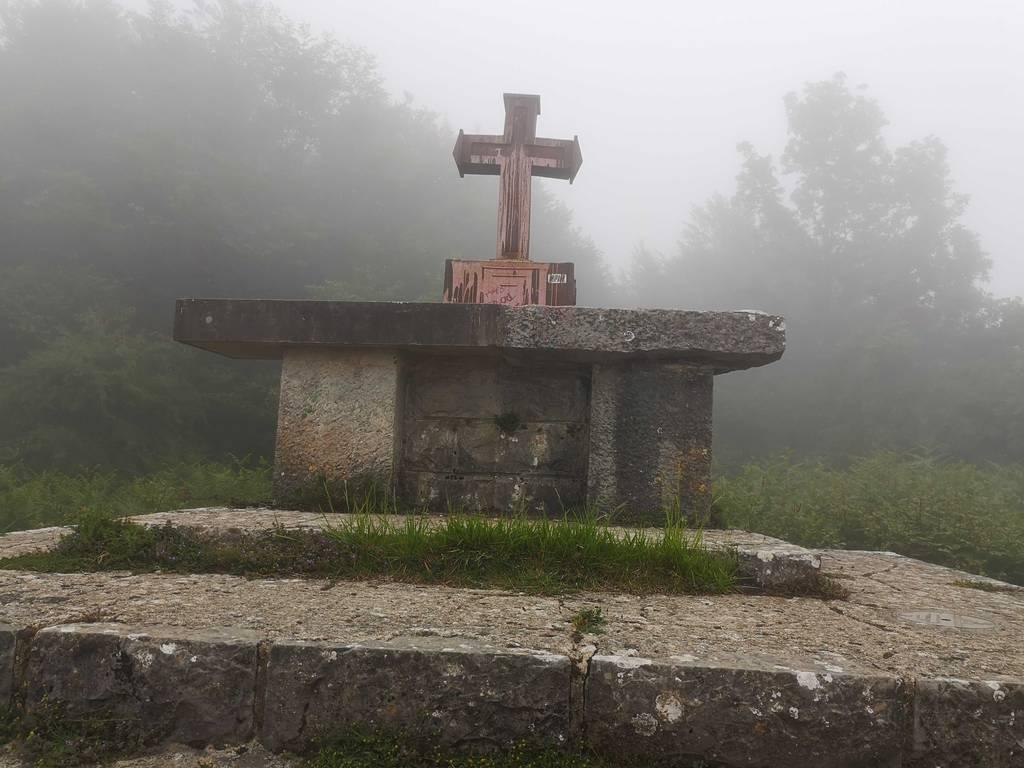Zuriñe Larrinaga erabiltzailea Isuskitza puntan, 2021-06-12 08:11