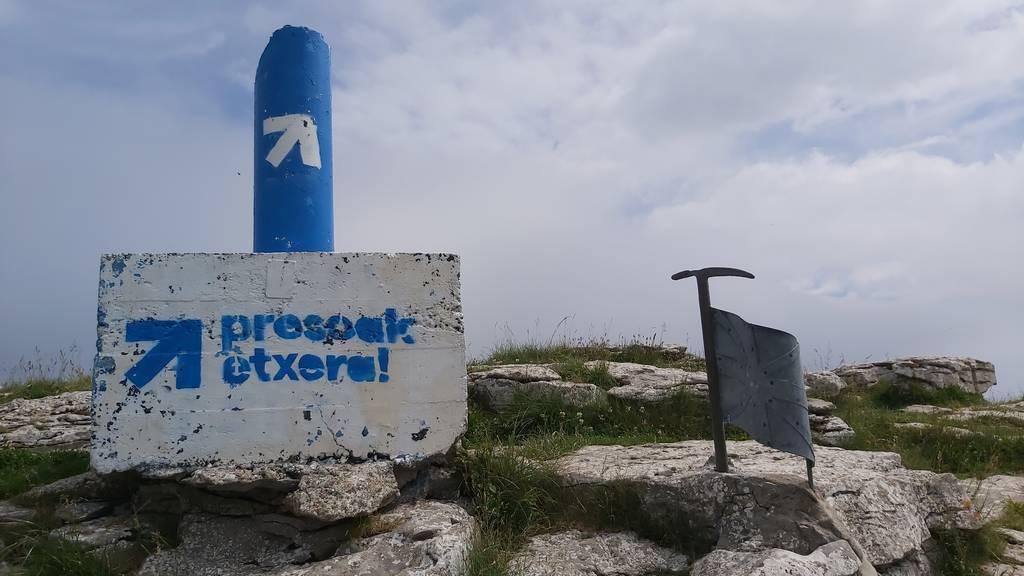 Txema Arenaza erabiltzailea Iturrigorri (Tologorri) puntan, 2021-07-03 12:29