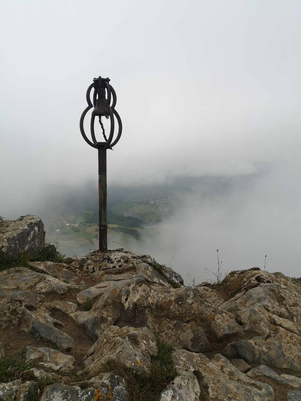 Zuriñe Larrinaga erabiltzailea Murugain puntan, 2021-07-04 08:47