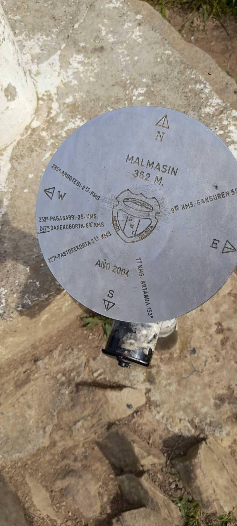 Sonia Campos erabiltzailea Malmasin puntan, 2021-07-04 10:26