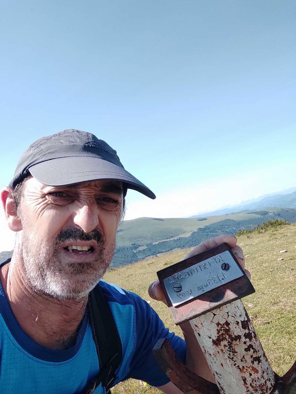 Roman Aranegi erabiltzailea Keixtuigaña puntan, 2021-07-10 11:01