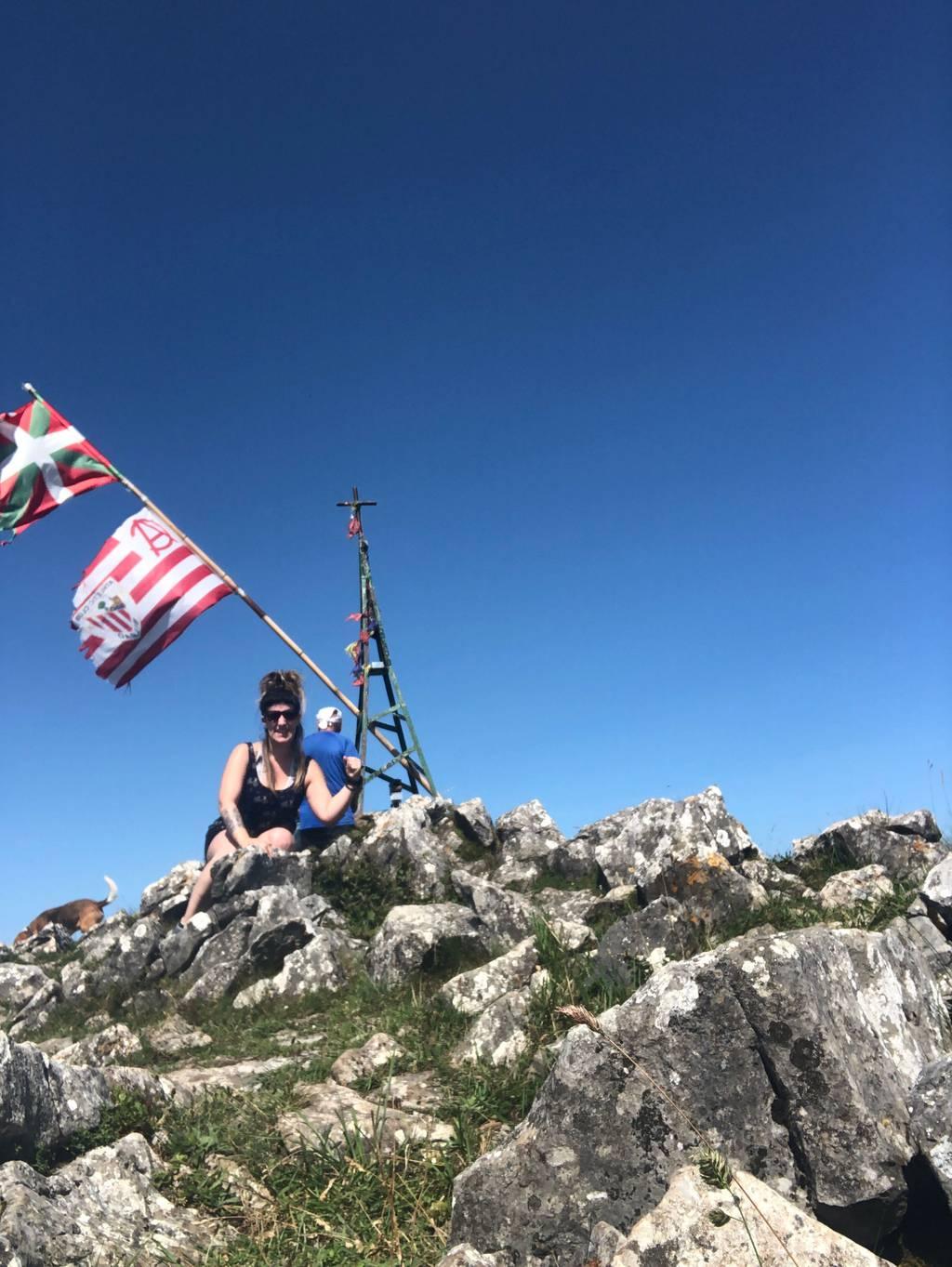 Auritze Aizbor erabiltzailea Pico de la Cruz puntan, 2021-07-10 11:26