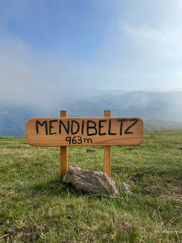 Marta  erabiltzailea Mendibeltz puntan, 2021-07-10 19:45