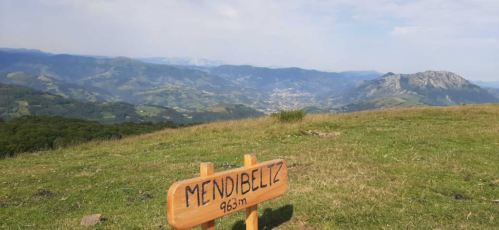 Ainhoa Larrañaga erabiltzailea Mendibeltz puntan, 2021-07-11 10:17