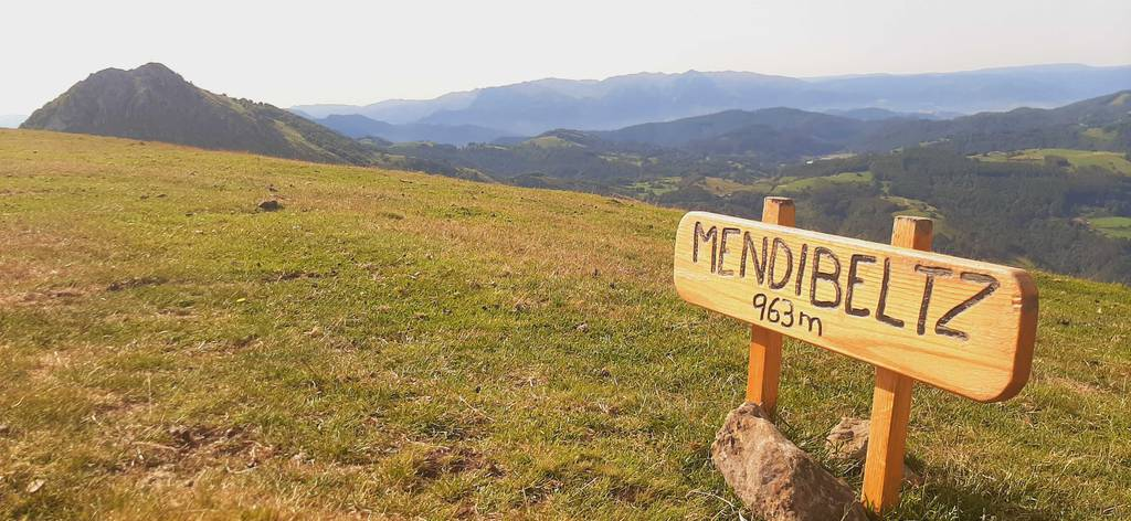 Maider Larrañaga erabiltzailea Mendibeltz puntan, 2021-07-11 10:17