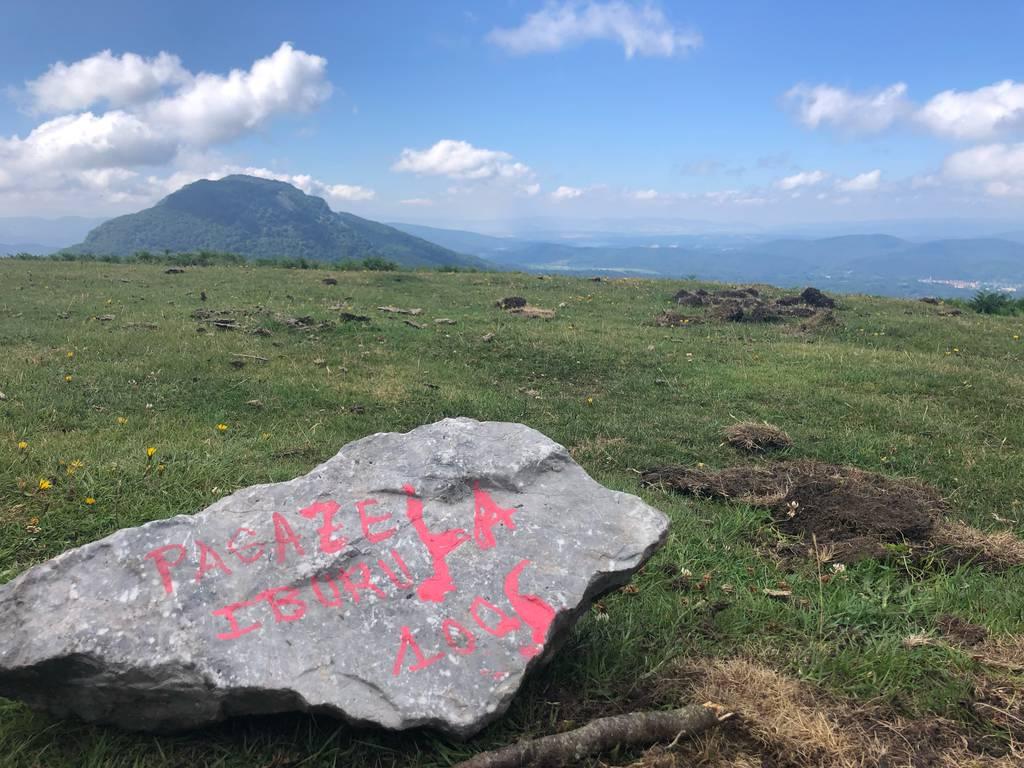 Jorge Aramburu erabiltzailea Pagazelaiburu puntan, 2021-07-18 11:28