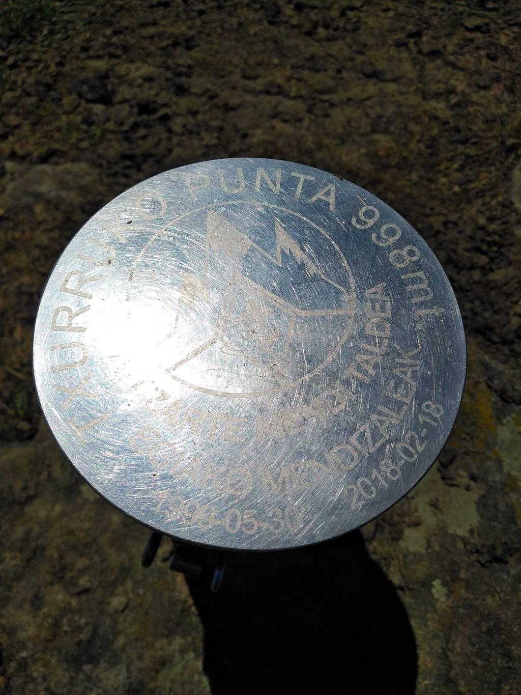 Ainhoa  erabiltzailea Txurruko punta puntan, 2021-07-19 08:03