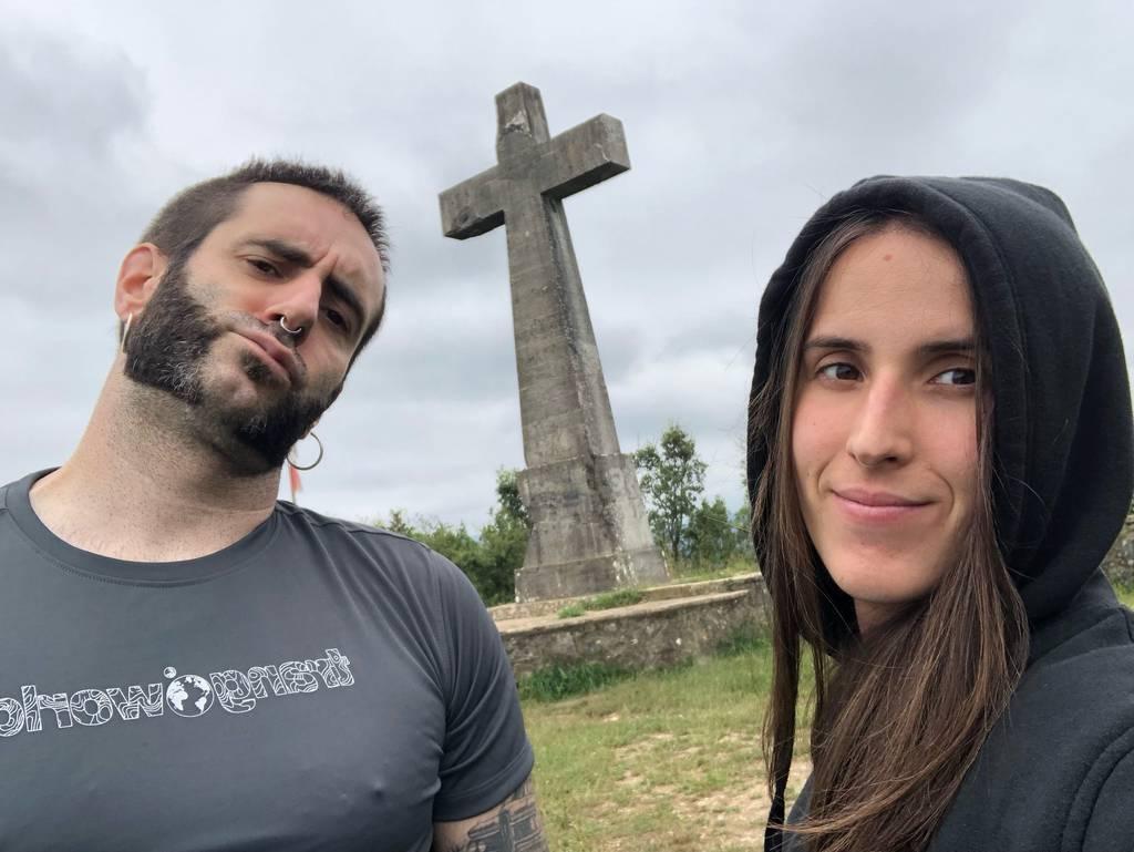 Laura Etxebarria erabiltzailea Lemoatxa / Gantzabal puntan, 2021-07-29 16:00