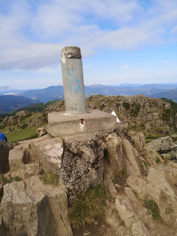 Zuriñe Larrinaga erabiltzailea Adarra puntan, 2021-08-03 10:21