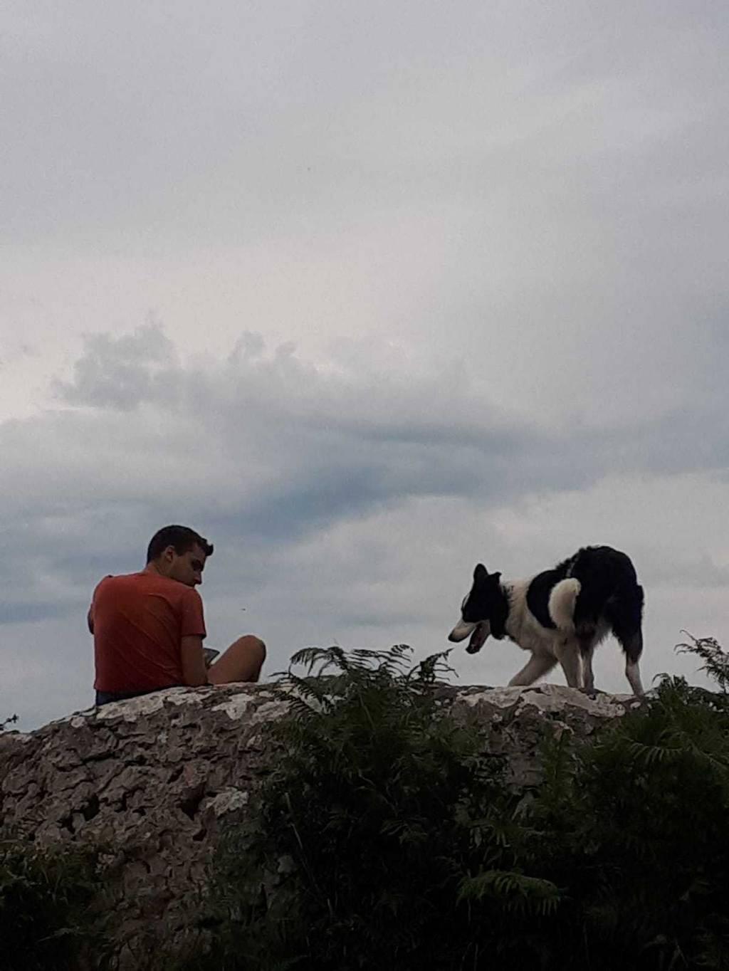 Aitor Mardaraz erabiltzailea Pagasarri puntan, 2021-08-03 20:35