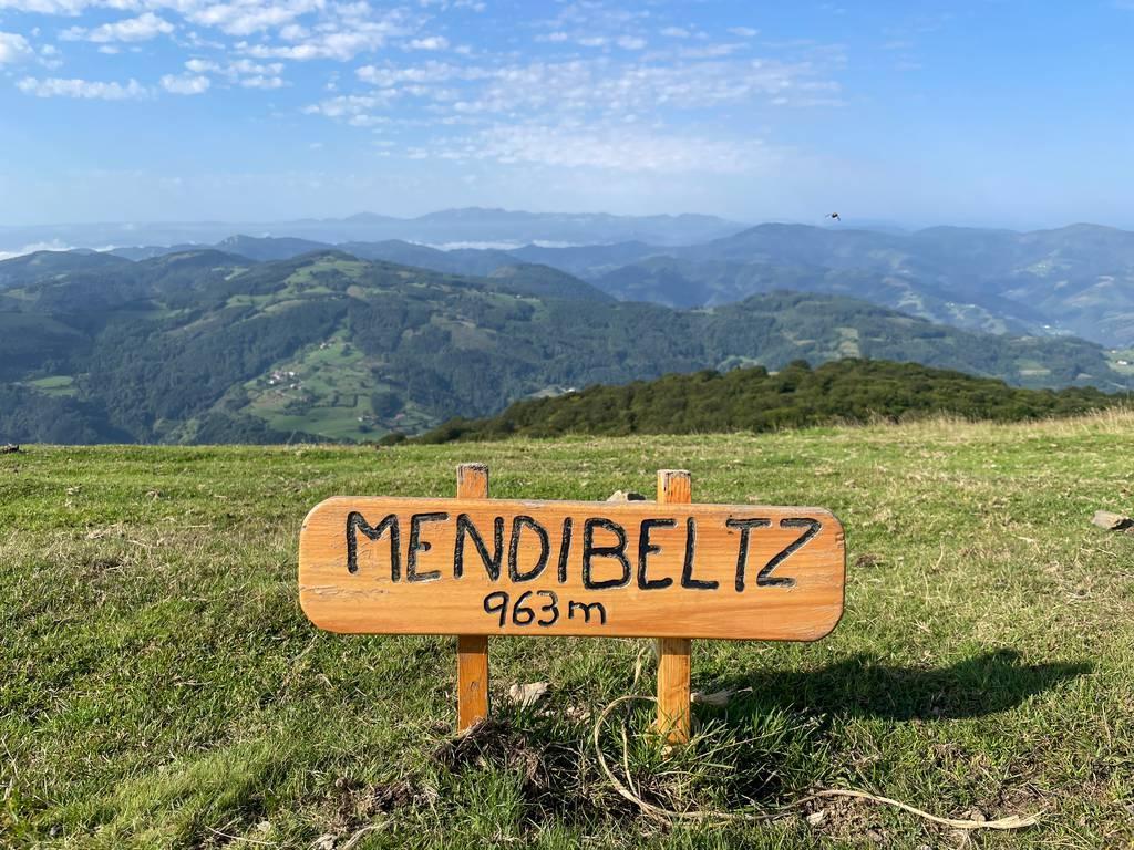Aitor Amilibia erabiltzailea Mendibeltz puntan, 2021-08-10 10:03