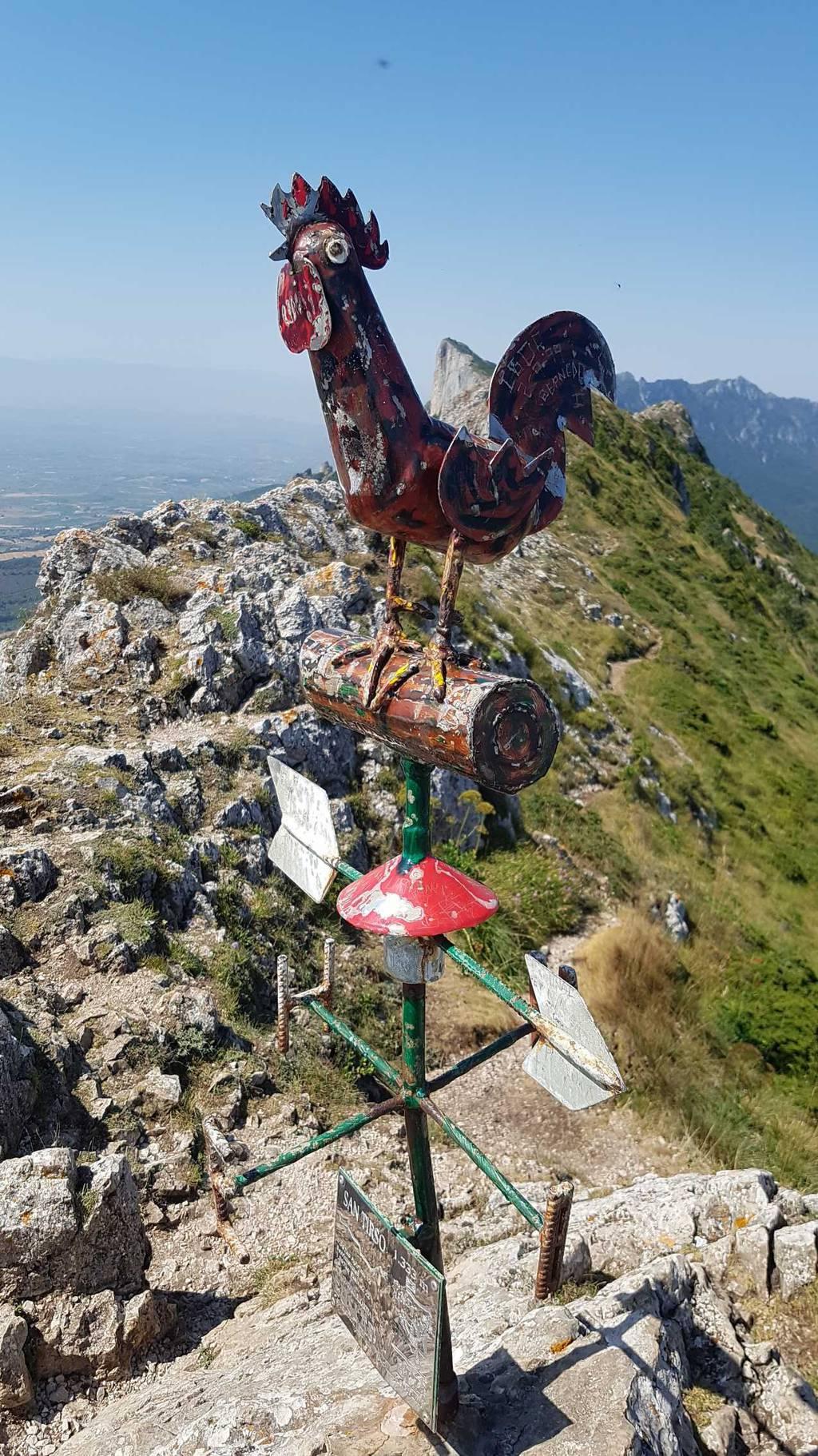 Anjel Bergaretxe erabiltzailea San Tirso puntan, 2021-08-10 12:28