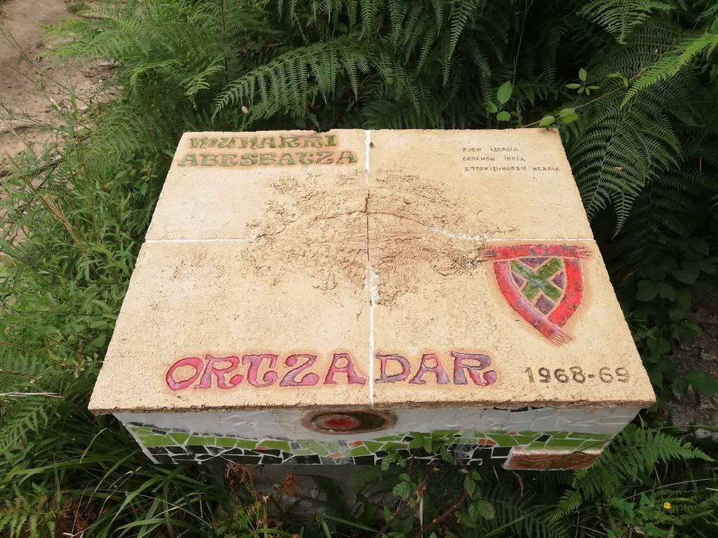 Ibon Zaitu erabiltzailea Munarrikolanda puntan, 2021-08-11 14:28