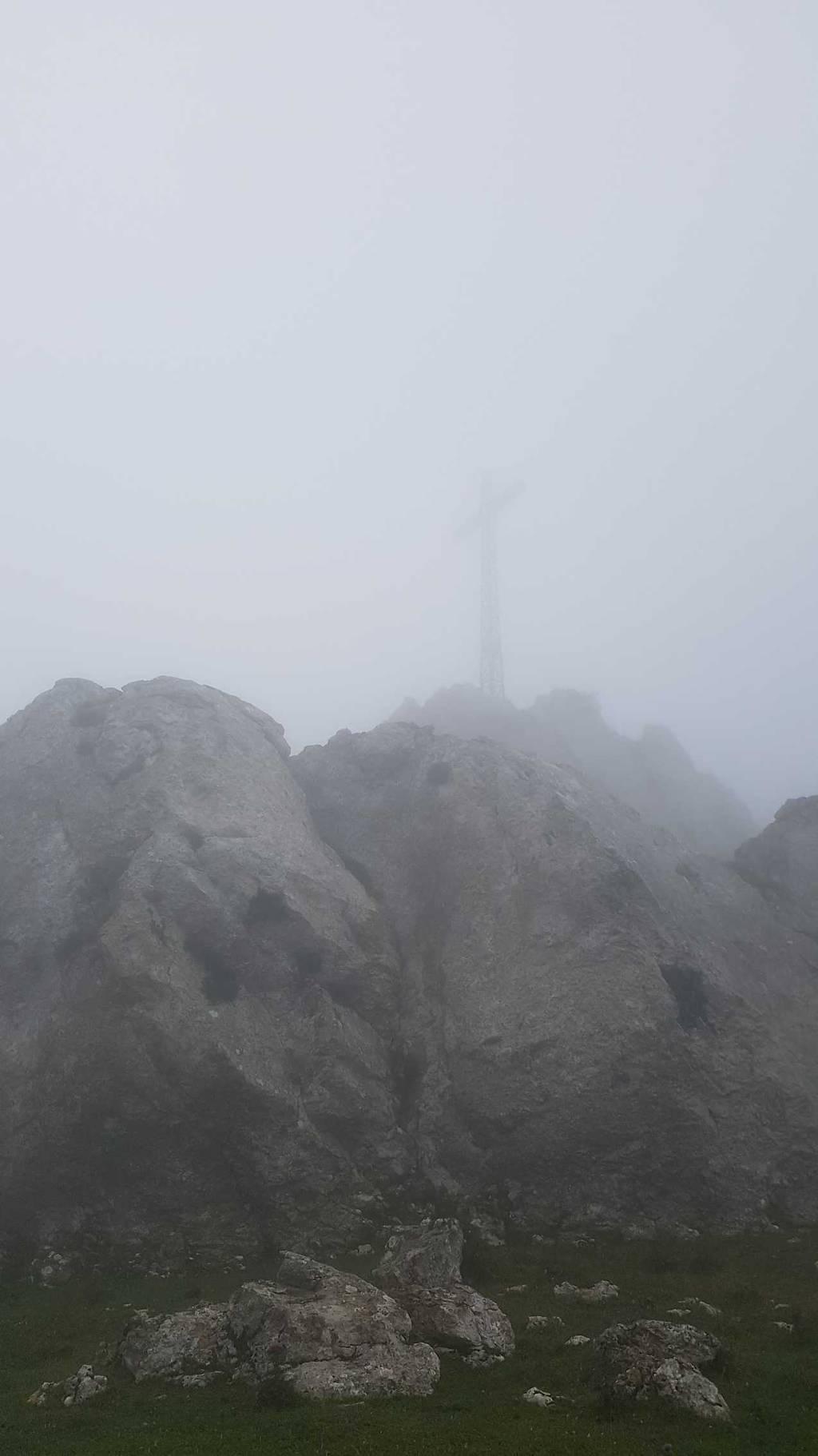 Anjel Bergaretxe erabiltzailea Kurutzebarri puntan, 2021-08-16 09:15