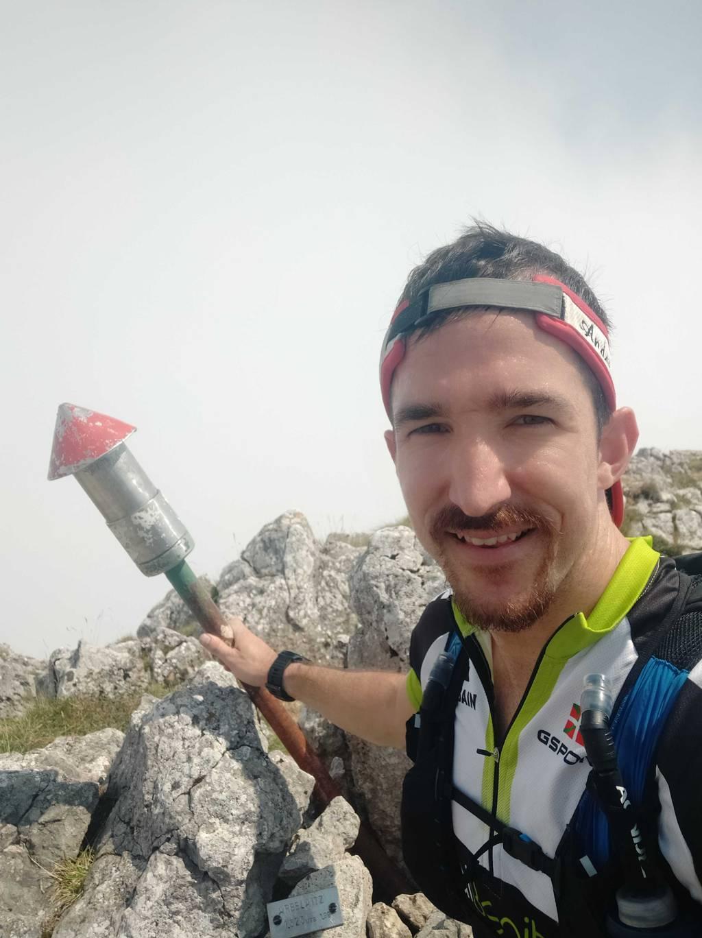 Andoni Oyarzabal erabiltzailea Arbelaitz puntan, 2021-08-22 13:33