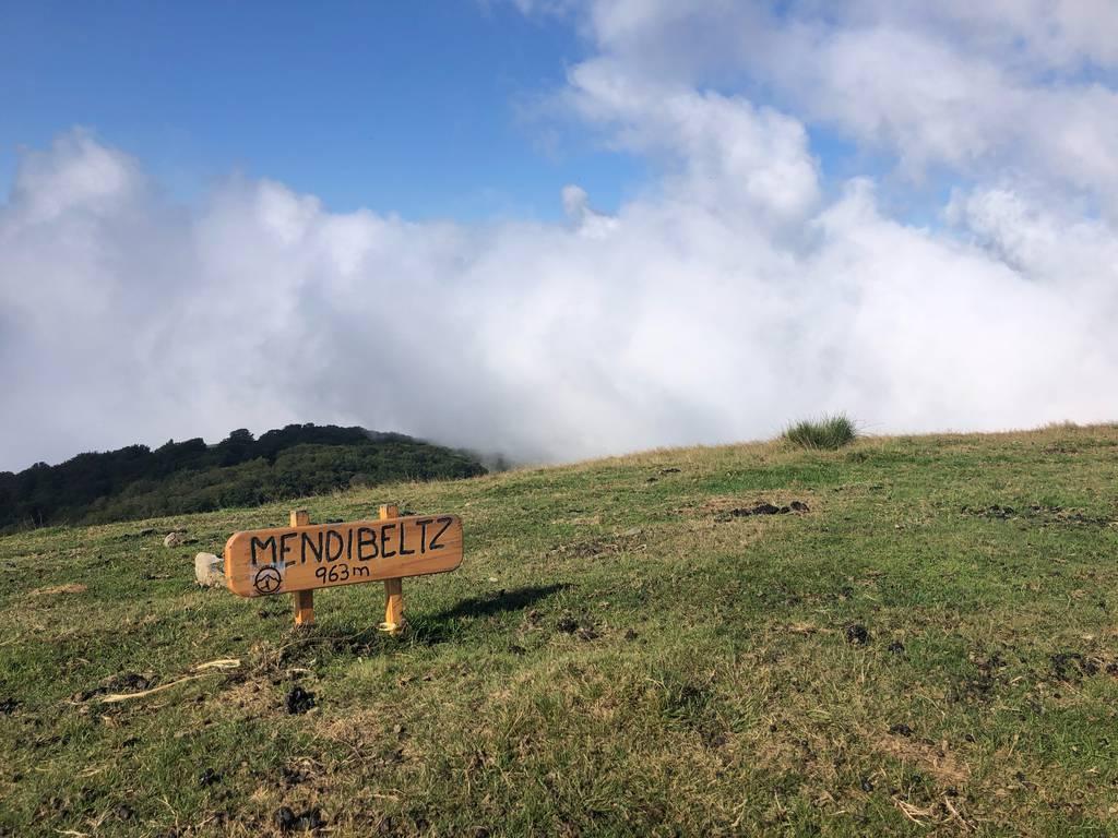 Jorge Aramburu erabiltzailea Mendibeltz puntan, 2021-08-28 10:25