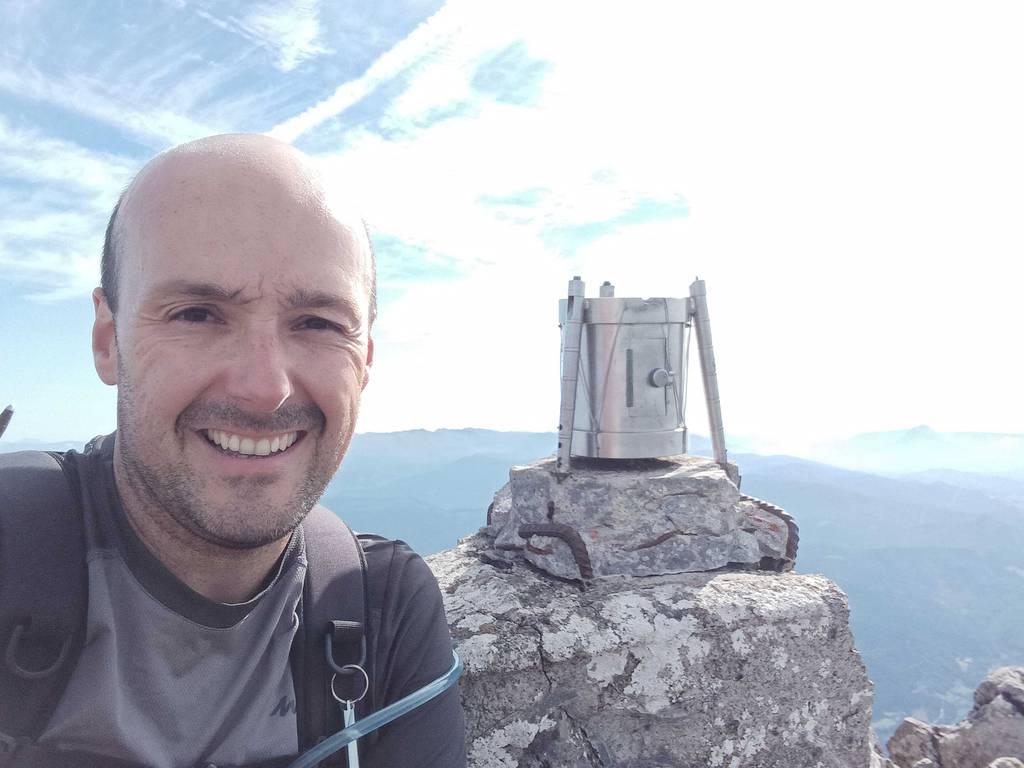 Mikel Larreategi erabiltzailea Aketegi puntan, 2021-08-29 10:55