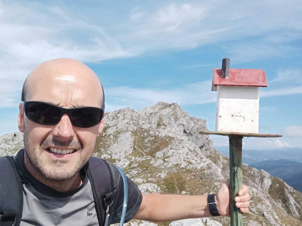 Mikel Larreategi erabiltzailea Aiztontor Altuna puntan, 2021-08-29 11:47