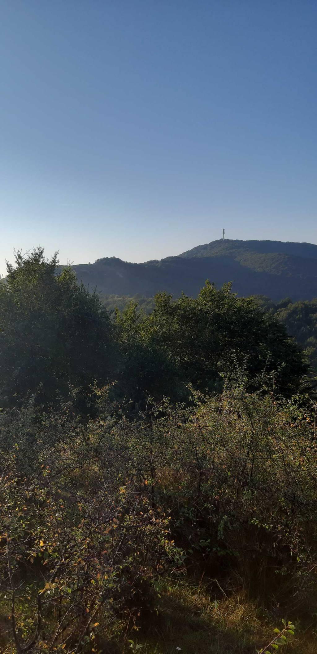 Irrintzi L erabiltzailea Pico de Izartza puntan, 2021-09-04 08:44