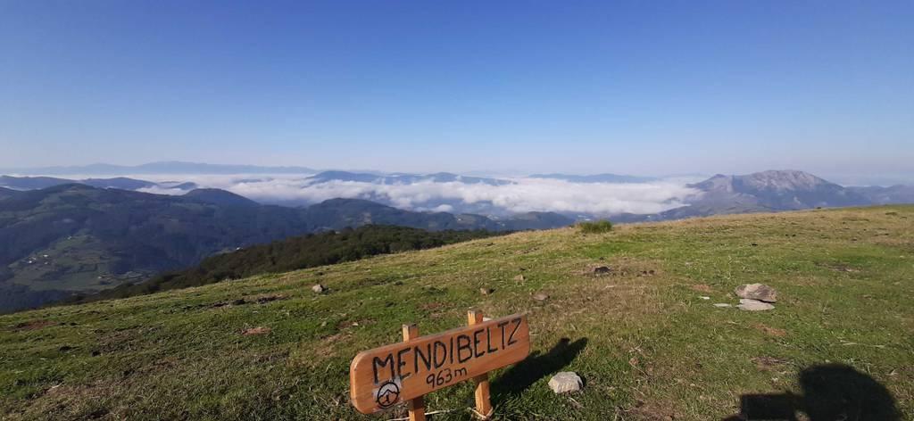 Ainhoa Larrañaga erabiltzailea Mendibeltz puntan, 2021-09-04 10:08