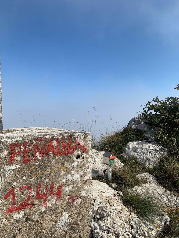 Enara Gutierrez erabiltzailea Peñalba de Lérdano puntan, 2021-09-04 10:54
