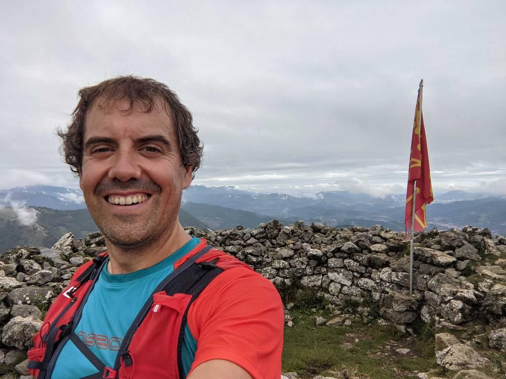 Mikel Lizarralde erabiltzailea Ausa Gaztelu puntan, 2021-09-10 11:33