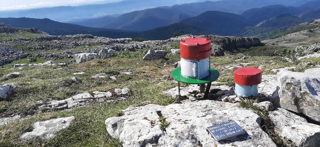 Ainhoa Larrañaga erabiltzailea Pardarri puntan, 2021-09-11 12:20