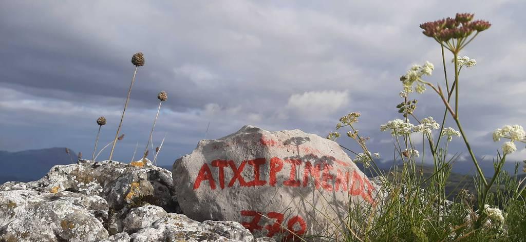 Ainhoa Larrañaga erabiltzailea Atxipimendi puntan, 2021-09-19 10:04