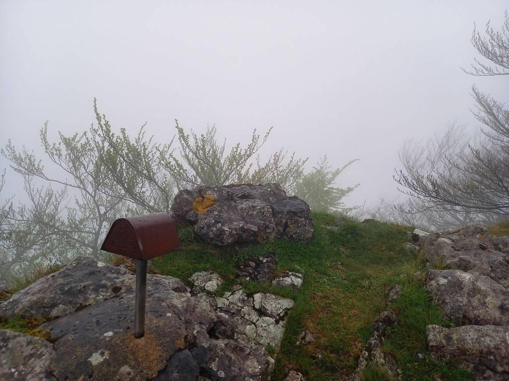 Unai Del Burgo García erabiltzailea Atxuri puntan, 2021-04-27 09:27