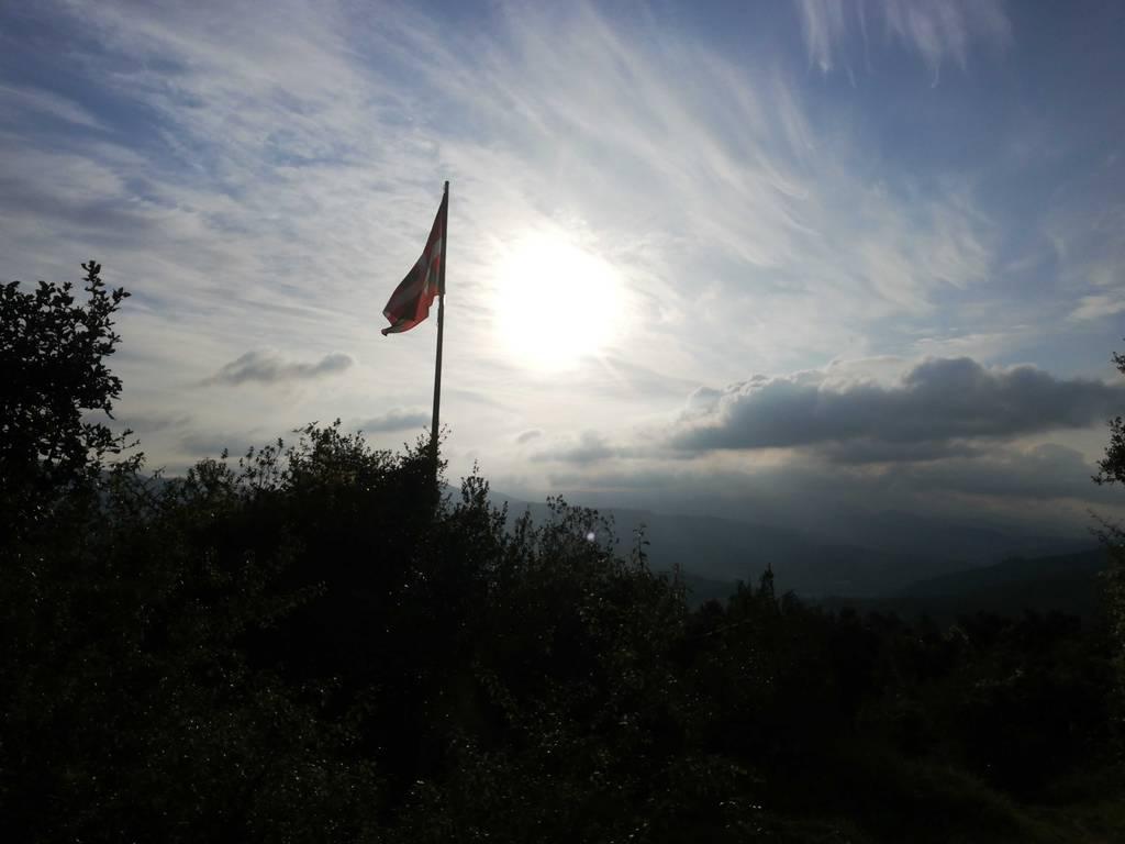 Tamara Txikon erabiltzailea Lemoatxa / Gantzabal puntan, 2021-09-23 18:45