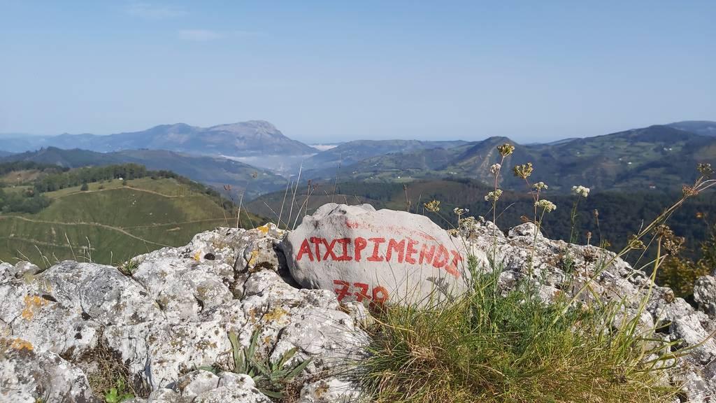 Txema Arenaza erabiltzailea Atxipimendi puntan, 2021-09-24 11:04