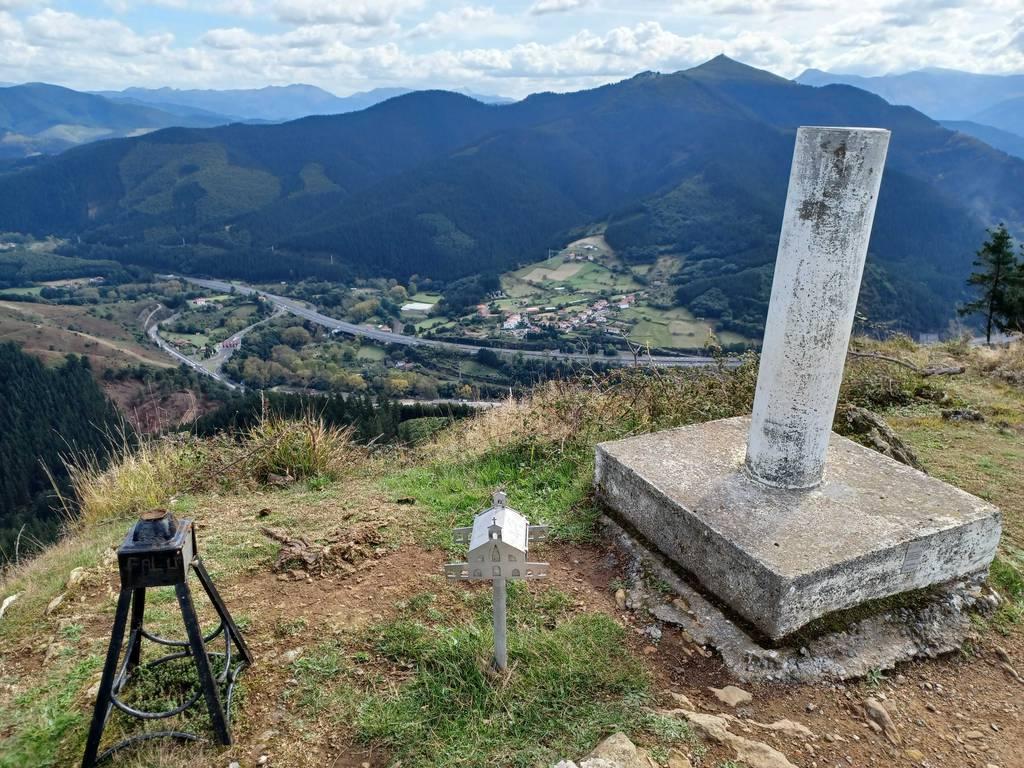 Iñigo Alvarez erabiltzailea Alpitsu puntan, 2021-09-26 12:26
