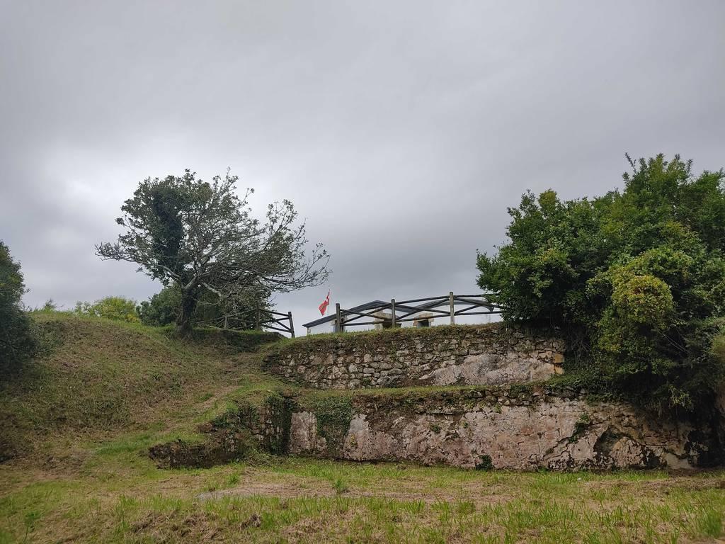 Amaitbe erabiltzailea San Anton puntan, 2021-09-27 11:18