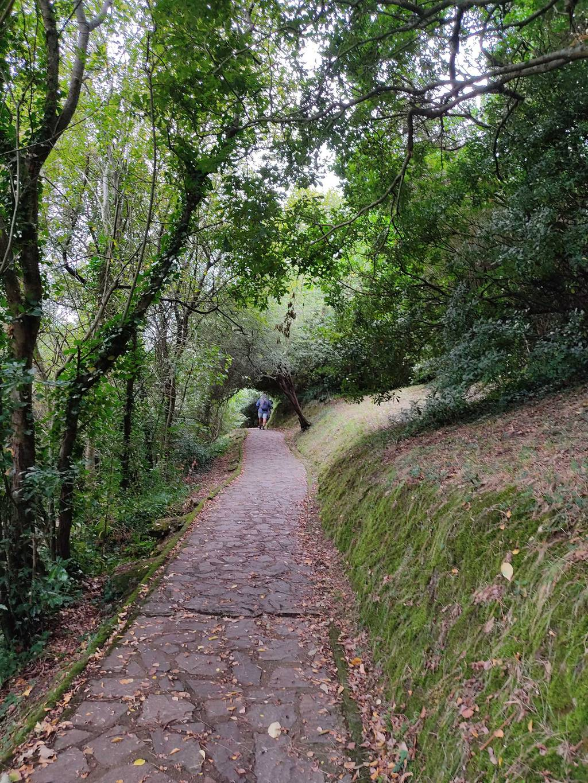 Amaitbe erabiltzailea San Anton puntan, 2021-09-29 10:08