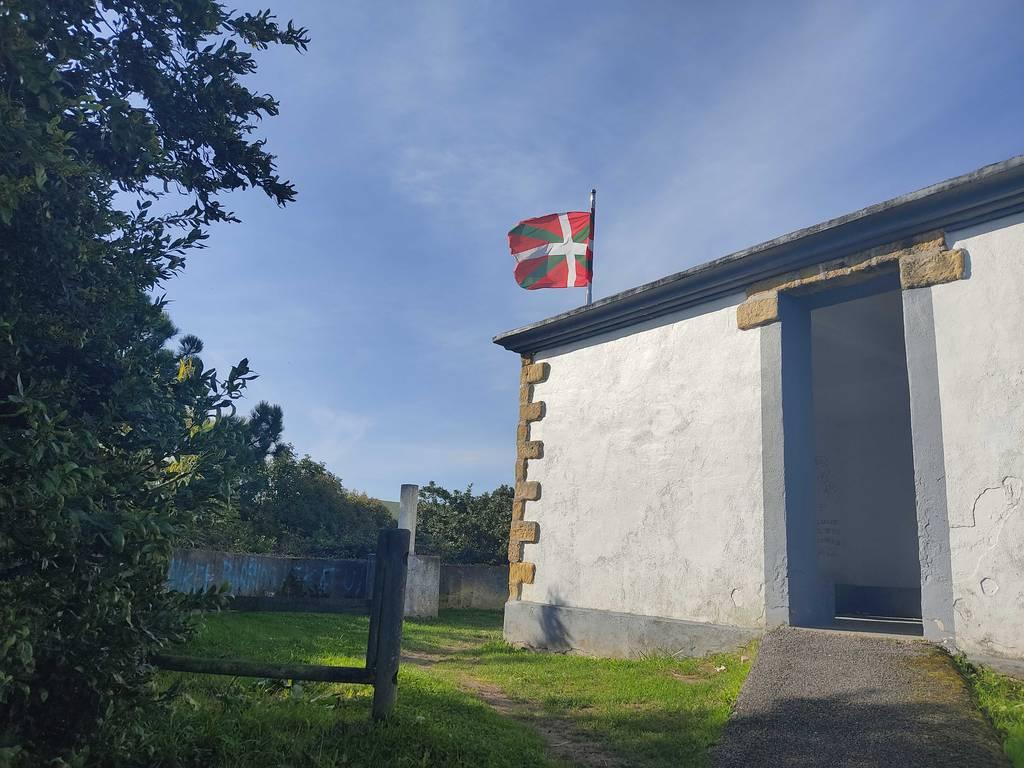 Amaitbe erabiltzailea San Anton puntan, 2021-10-04 10:54