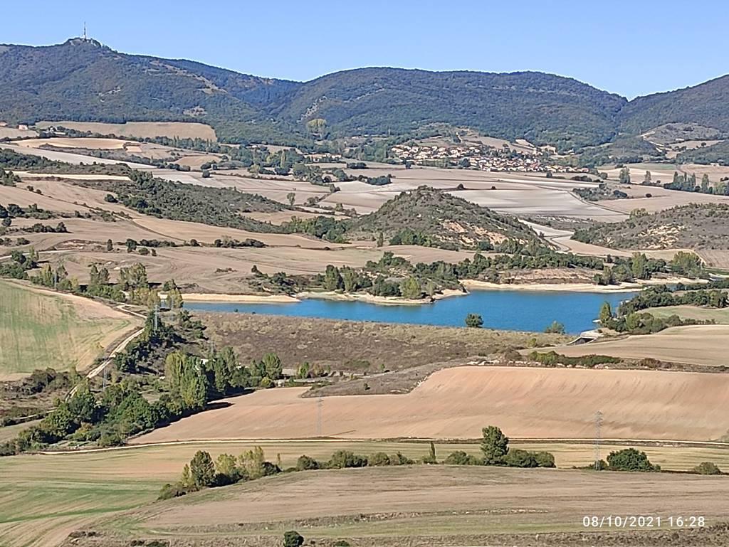MIKEL ARRIBAS erabiltzailea Cerro del Castillo puntan, 2021-10-08 16:27