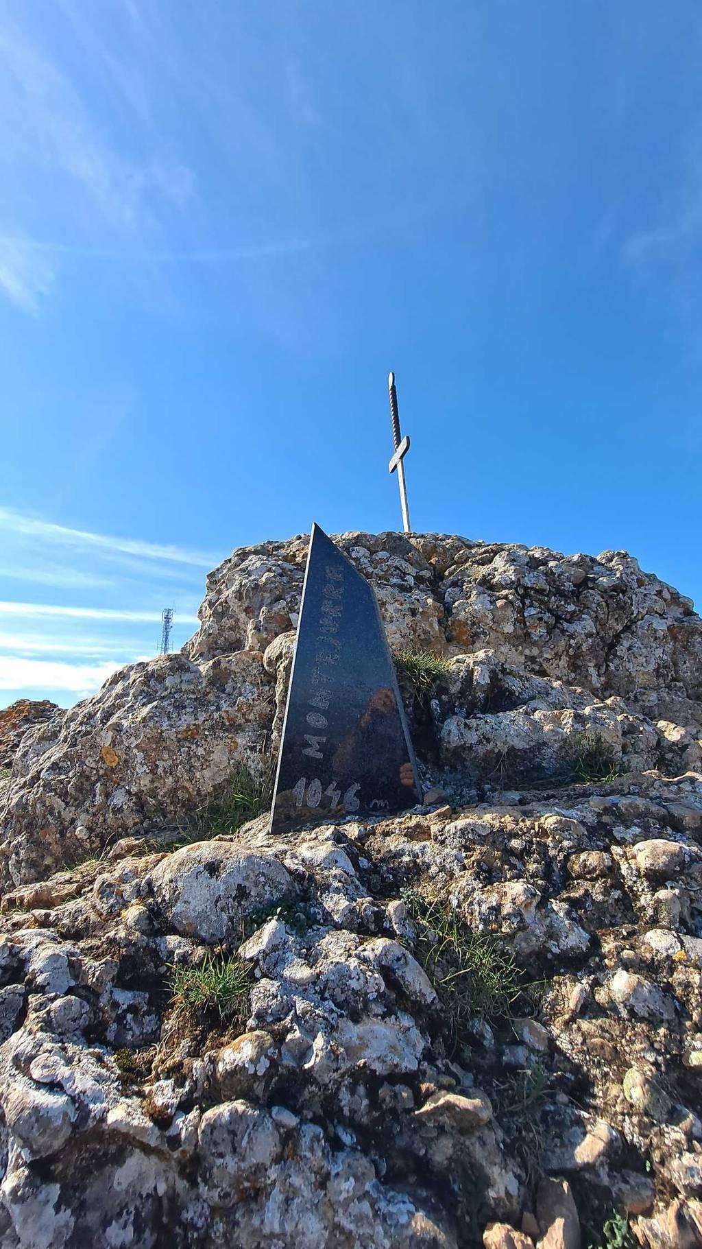 Manu Aldea erabiltzailea Montejurra / Jurramendi puntan, 2021-10-11 12:03