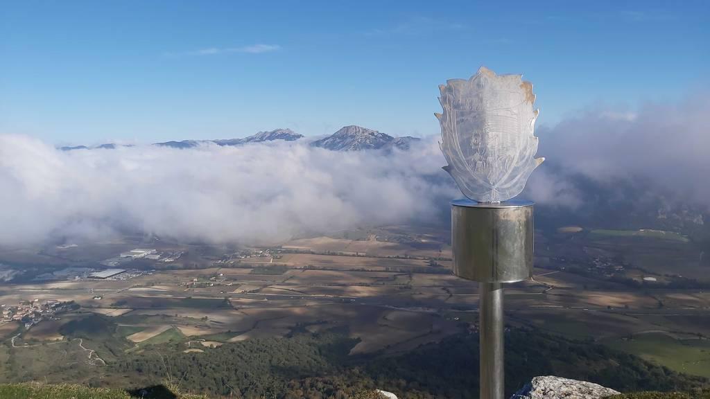 Txema Arenaza erabiltzailea Surbe puntan, 2021-10-12 11:05