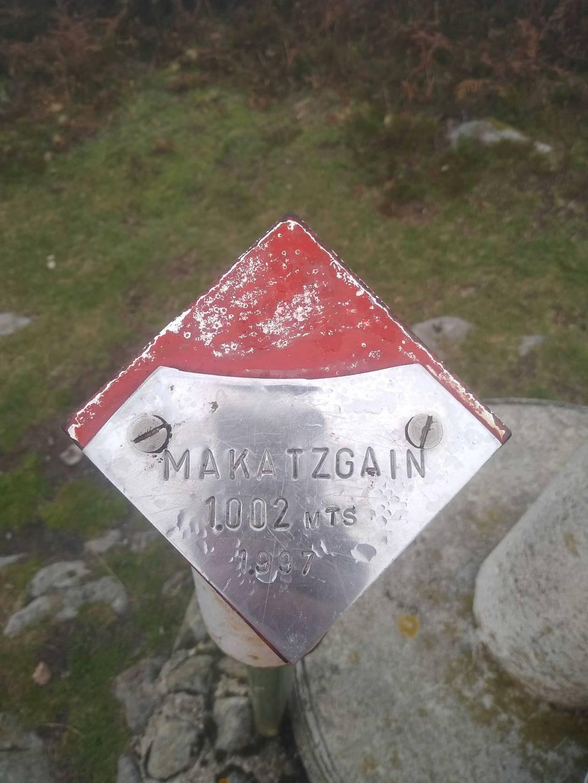 Andoni Iparragirre erabiltzailea Makatzgain puntan, 2021-10-12 12:20