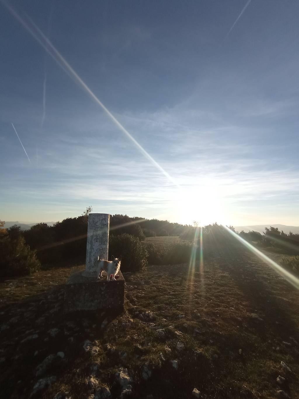 Itsaso Lerele erabiltzailea Lezaundi puntan, 2021-10-13 18:56