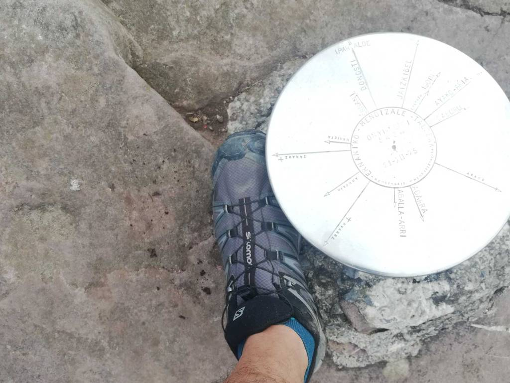Beltxita Santiago Barrena erabiltzailea Oindi puntan, 2021-07-23 11:13