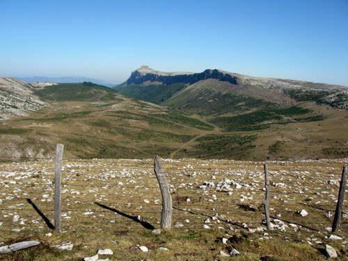 Trekua / Alto de las Bordas Viejas mendiaren argazkia