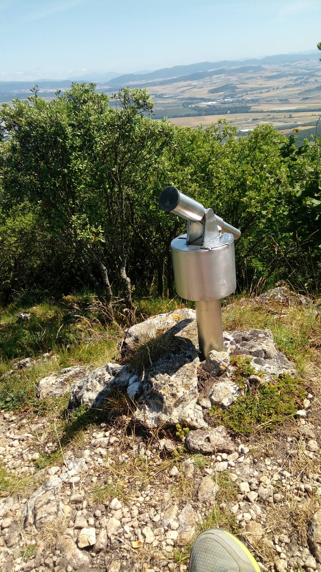 Monte Fuerte mendiaren argazkia