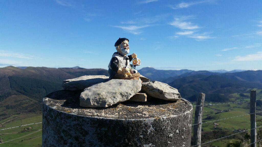 Santiago García erabiltzailea San Miguel puntan, 2016-02-20 12:05