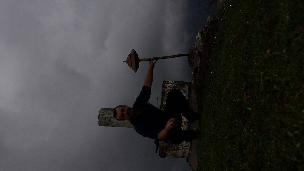 Irrintzi L erabiltzailea Montenegro / Peñalba puntan, 2016-04-24 13:23